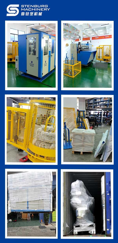 Ligne de production automatique de noyau de lit à ressort